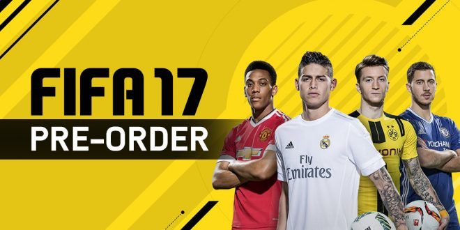 بازی FIFA 17